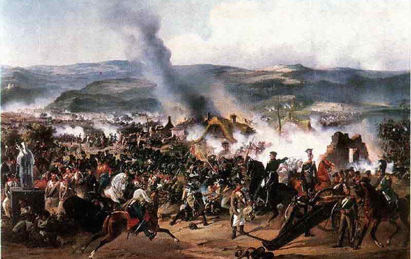 Герои 1814-го…