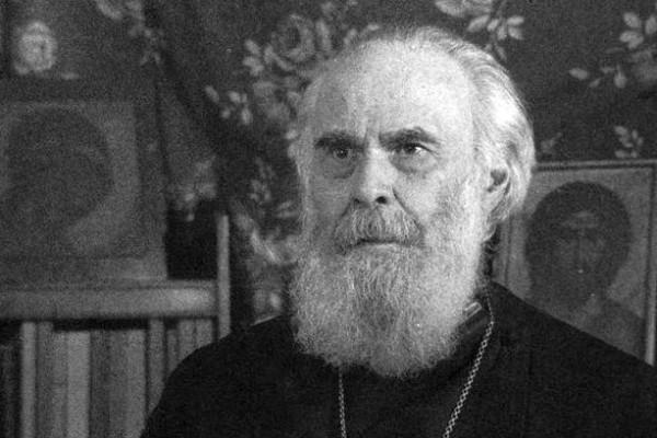 Вечерняя молитва Антония Сурожского