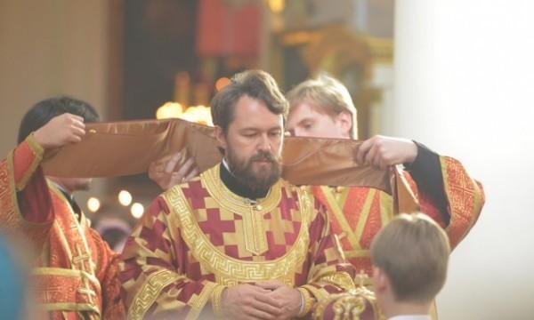 Митрополит Иларион: Царствие Божие всегда открыто для нас