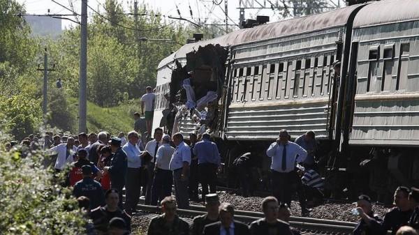 Духовенство Наро-Фоминска и Москвы помогает пострадавшим в железнодорожной аварии в Подмосковье