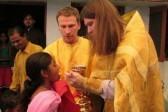 Миссионер из Петрозаводска расширяет православную общину в Индии