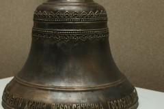 Колокол к 300-летию Преображенской церкви заповедника «Кижи» доставили в Карелию