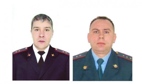 Полицейские спасли людей на пожаре в Тульской области