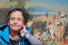 Лилия Ратнер. Пейзаж как воспоминание об Эдемском и Гефсиманском садах