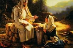Разговор Христа с самарянкой (+АУДИО)
