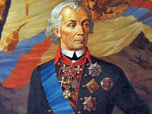 Имя Победы – Суворов