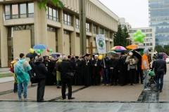 В столице Литвы состоялось шествие в защиту традиционных семейных ценностей