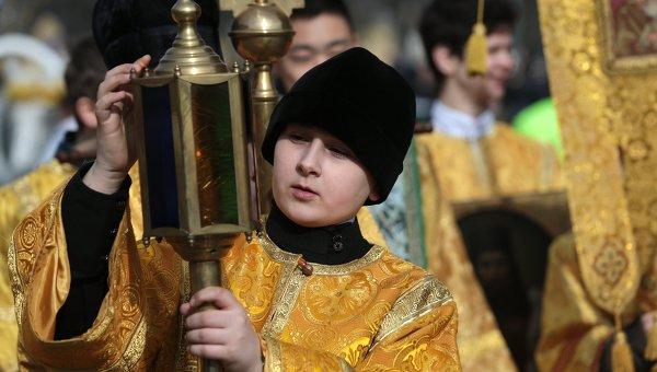 Митрополит Герман и архиепископ Евлогий совершат молебен на границе России и Украины