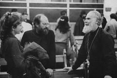 Протоиерей Христофор Хилл: О тупиках, монахах, пишущих о воспитании детей и годах с владыкой Антонием