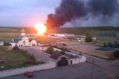 В Луганске возле храма идет бой, настоятель просит молитв