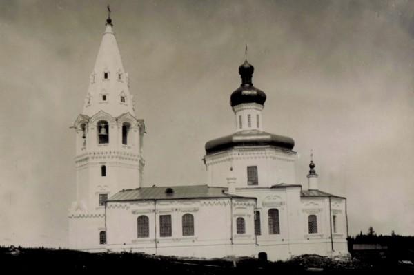 В Западной Сибири восстановят древний монастырь