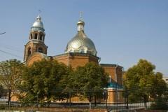 Несмотря на перемирие, в Славянске вновь обстреляли собор