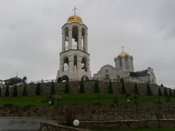 Свято-Георгиевский женский монастырь. Ессентуки