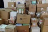 На Крутицком подворье собрали гуманитарную помощь для Луганска