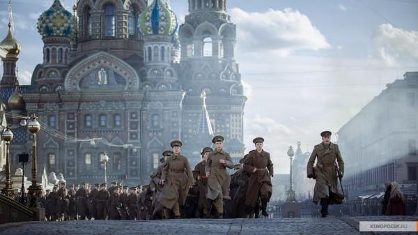 Съемки фильма «Батальон смерти» © Фото: Арина Юшенкова, Влад Багно, Артем Емельянов