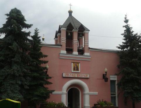 100 лет храму Серафима в Донском: церковь – крематорий – церковь