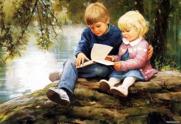 10 книг для семейного чтения летом