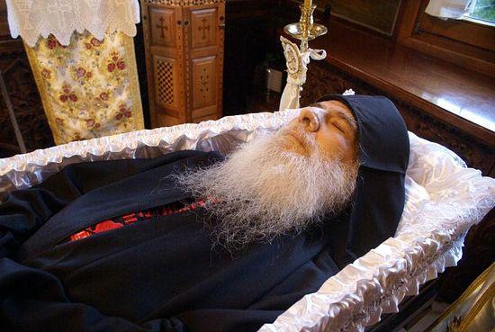 Старец Моисей Святогорец отошел ко Господу