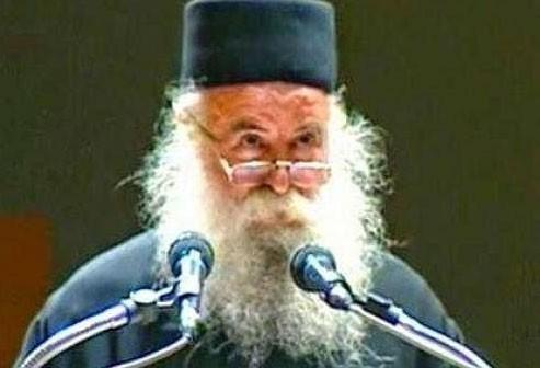 Отошел ко Господу афонский старец Никодим (Билалис)
