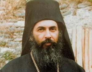Проигумен монастыря Григориат архимандрит Георгий Капсанис отошел ко Господу
