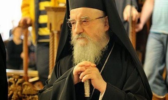 Митрополит Этолийский Косма о почившем старце Георгии (Капсанисе)