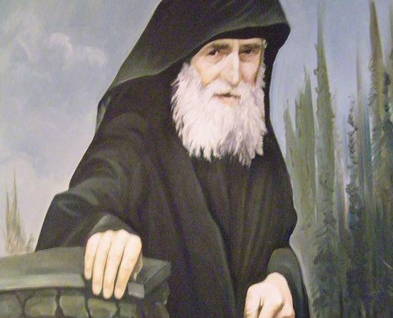 Архимандрит Георгий Капсанис: О старце Паисие Святогорце