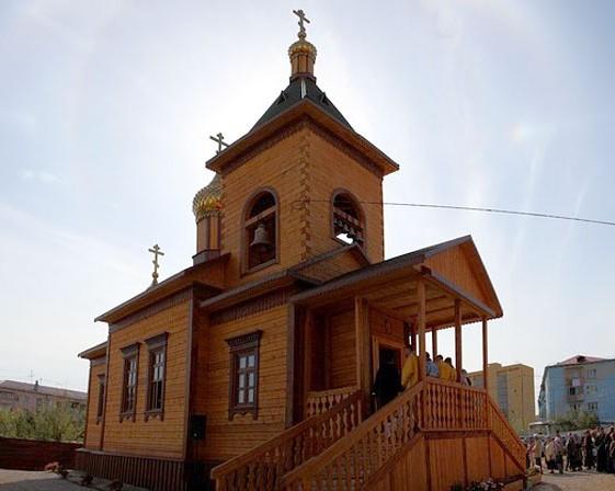 В Якутском монастыре собирают пожертвования для пострадавших на Украине