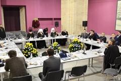 Всеукраинский совет Церквей готов принимать участие в процессе достижения мира в стране