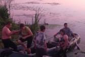 Пожарный из Хмельницкой области на рыбалке спас девять утопающих