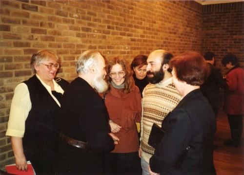 Лондон, 1995