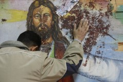 Христианин в мире насилия