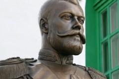 В Республике Сербской открыли памятник Николаю Второму