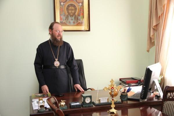 Кабинет ректора КДАиС