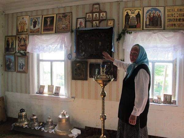 В домовом храме