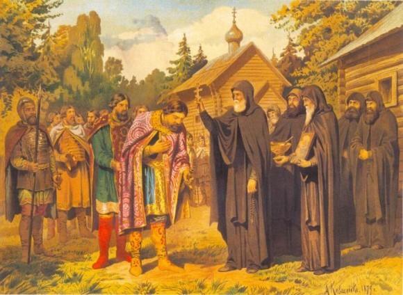В Москве пройдут Дни Сергия Радонежского «Великий духовный путь»