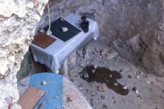 Вандалы осквернили православную часовню в Иерусалиме