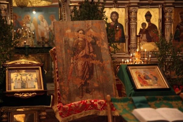 Уральским казакам в День России вернули икону времен Первой мировой войны