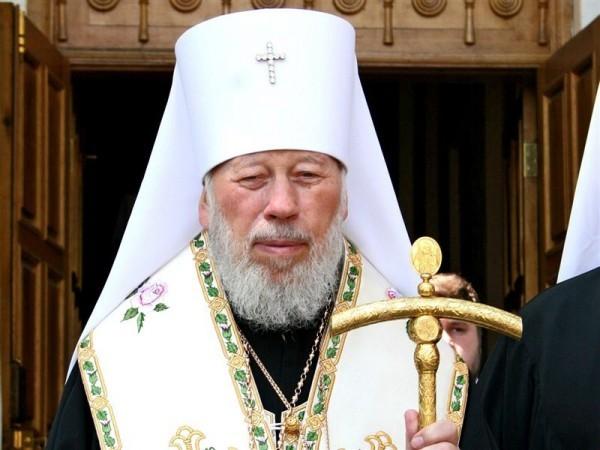 Архиереи украинской Церкви – о митрополите Владимире Киевском