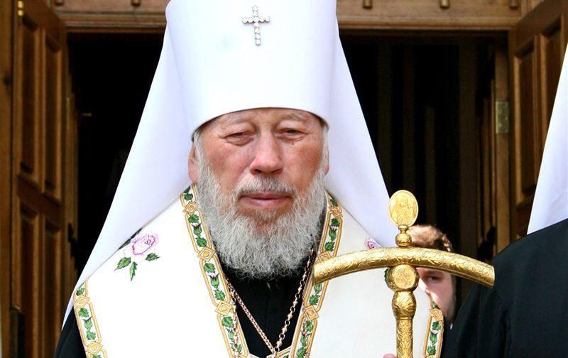 Архиереи украинской Церкви — о митрополите Владимире Киевском
