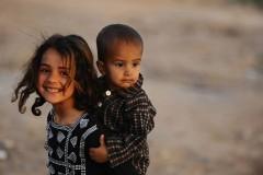 Дети войны (Фоторепортаж)