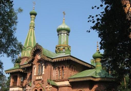 Подворье Валаамского монастыря в Приозерске принимает беженцев из Украины