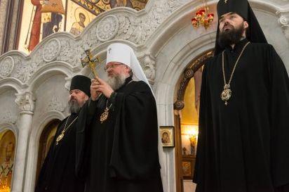 В Донецкой и Горловской епархиях объявлен строгий пост