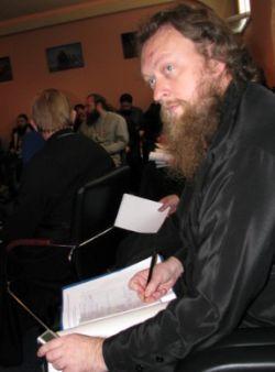 Иерей Александр Галанин