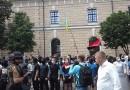 Киево-Печерскую Лавру пикетируют националисты
