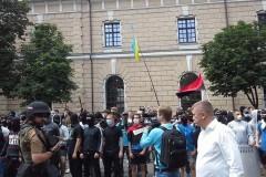 В Украинской Церкви прокомментировали провокации возле Киево-Печерской Лавры