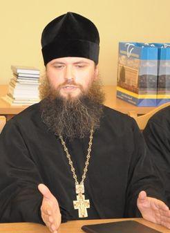 Протоиерей Василий Юрина