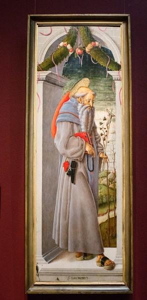 Джорджо Чулинович, прозванный Скьявоне. Святой Иероним, 1458-1460, дерево, темпера