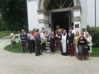 В Корсунской епархии открылся «Русский сад»