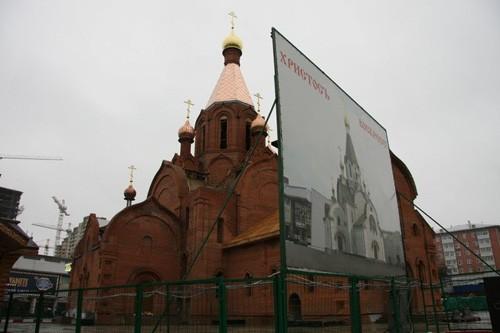 Храм-памятник жертвам теракта в Театральном центре на Дубровке планируют открыть в этом году