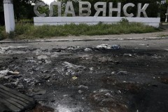 В храмах Горловки собирают помощь для больниц в Славянске